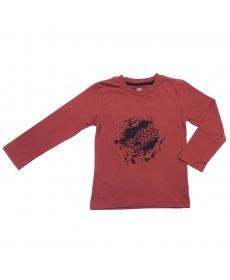Batik Футболка для мальчика длинный рукав в ассортименте, Размер: 122