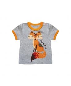 NewBorn футболка короткий рукав (62) 118-04-2
