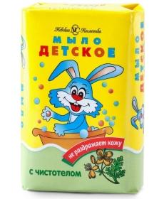 Невская Мыло ДЕТСКОЕ 100г Чистотел