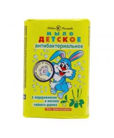 Невская Мыло ДЕТСКОЕ 90г Антибактериальное