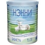 Нэнни Классика Молочная смесь 400г