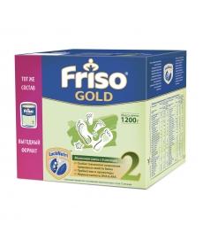 Смесь молочная Friso Gold 2 1200 грамм