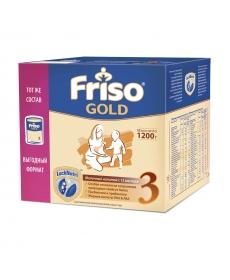 Смесь молочная Friso Gold 3 1200  грамм