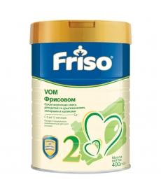 Friso Фрисовом 2 с пребиотиками 400г
