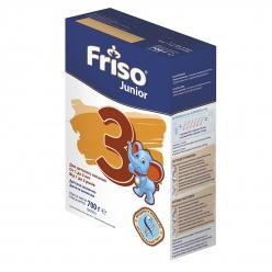 Friso Frisolac 3 сухая молочная смесь с 1 года 700 грамм
