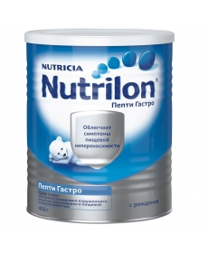 Nutricia Смесь Nutrilon Пепти Гастро 450г