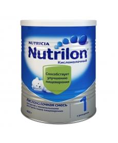 Nutricia Смесь Nutrilon Кисломолочный 1 400г