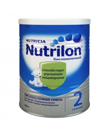 Nutricia Смесь Nutrilon Кисломолочный 2 400г