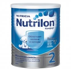 Nutricia Смесь Nutrilon Комфорт 2 400г