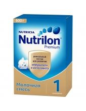 Nutricia Смесь Nutrilon 1 600г