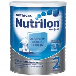 Nutricia Смесь Nutrilon Комфорт 2 800 грамм