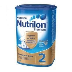Nutricia Смесь Nutrilon 2 800г