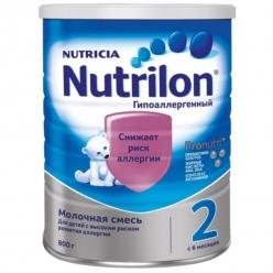 Nutricia Смесь Nutrilon Гипоаллергенный 2 800 грамм