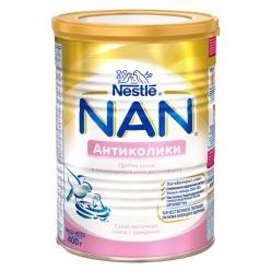 Nestle NAN Антиколики - молочная смесь 400г