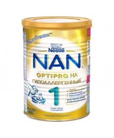 Nestle NAN 1 Гипоаллергенный - молочная смесь 400г.