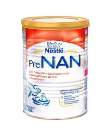Nestle Pre NAN молочная смесь 400г