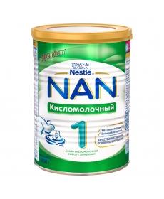 Nestle NAN 1 Кисломолочный - молочная смесь 400г