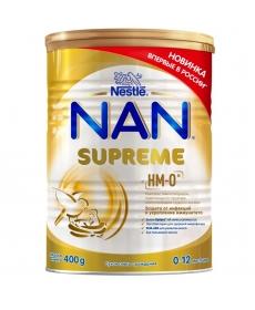 Nestle NAN SUPREME - молочная смесь 400 грамм