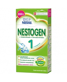 Nestle Nestogen 1 молочная смесь 350г