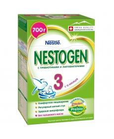 Nestle Nestogen 3 молочная смесь 700г