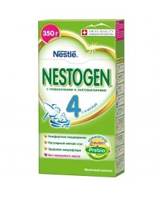 Nestle Nestogen 4 молочная смесь 350г