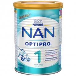 Nestle Смесь NAN 1 Optipro 400г