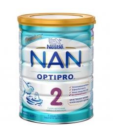 Nestle Смесь NAN 2 Optipro 800г