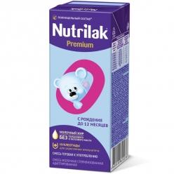 Nutrilak Premium Смесь Стерилизованная Адаптированная 200г