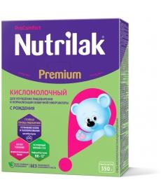 Nutrilak Кисломолочный Смесь 350г