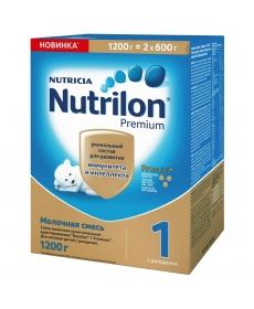 Nutricia Смесь Nutrilon 1 1200 грамм
