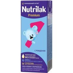 Nutrilak Premium 1 Смесь Стерилизованная Адаптированная 200г