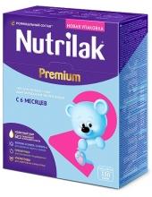 Nutrilak Premium 2 350г. 6-12 мес.
