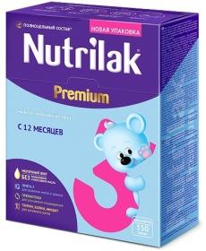 Nutrilak Premium 3 350г. 12+ мес.