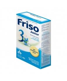 Friso Junior 3 Фрисланд ЗГМ 400г (Картон)