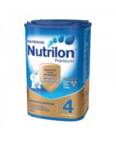 Nutricia Смесь Nutrilon 4 800г