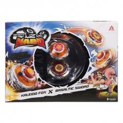 Волчки Infinity Nado Fox and Sword Сплит 2шт 36062