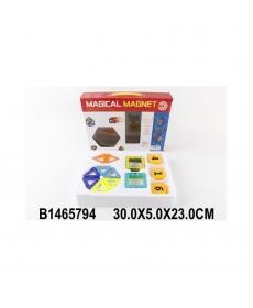 Конструктор магнитный в/к 30*5*23 см