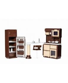 """Набор мебели для кухни""""Коллекция"""", Огонёк"""