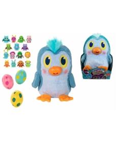 Интерактивная игрушка 1 TOY Т13658 Дразнюка-Несушка Пингвинос