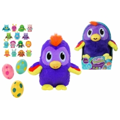 Интерактивная игрушка 1 TOY Т13660 Дразнюка-Несушка Какадун