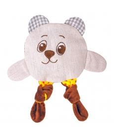 """Игрушка """"Доктор Мякиш Крошка Мишка"""" (наполнитель - вишневая косточка) 16*10*5 см"""