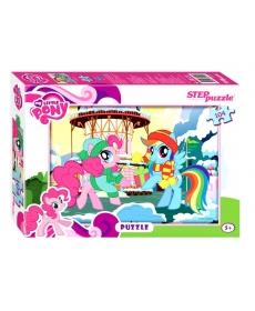 """Step Puzzle-104 """"Мой маленький пони"""" Пазл"""