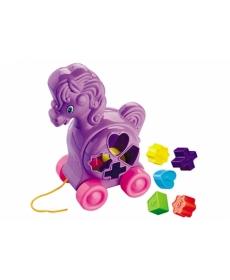 Логическая игрушка - Лошадка