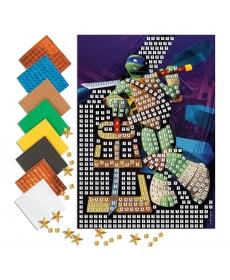 """Волшебная мозаика по номерам """"Леонардо."""",  А4"""