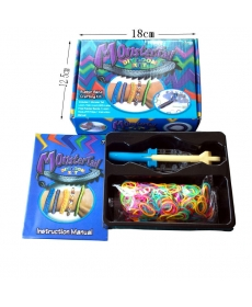 Набор резинок для плетения - Monster Tail -  Rainbow Loom