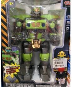 """Робот-воин """"Стратбот"""" р/у с заряд. уст-вом 9515C И"""
