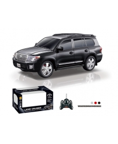 Р/У 1:24 TOYOTA LAND CRUISER 866-2421 со светом