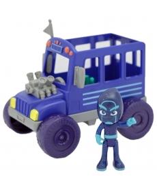 Игровой набор Машина Ночного Ниндзя, Герои в масках, 33043