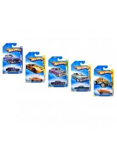 Hot Wheels Машинки из базовой коллекции - 72шт