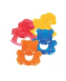 Мир Детства Игрушка-прорезыватель любимые игрушки с водой
